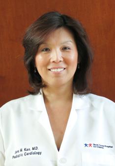 Jane M. Kao, M.D.