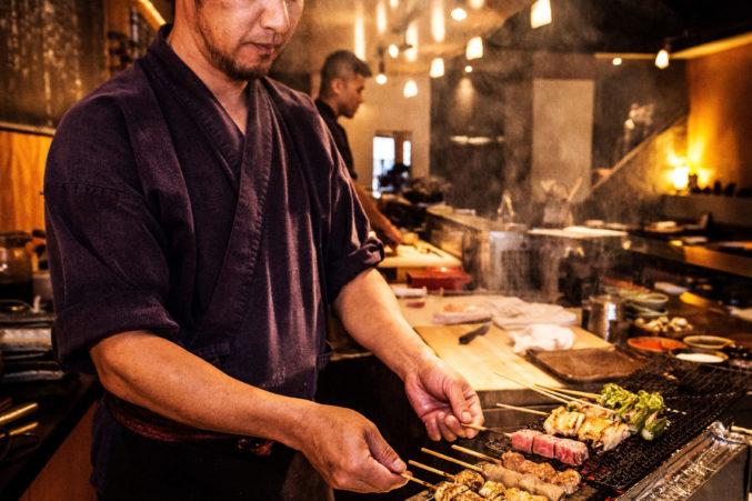 Teppo Yakitori and Sushi Bar