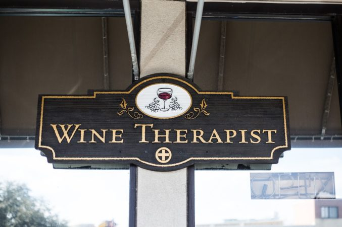 The Wine Therapist