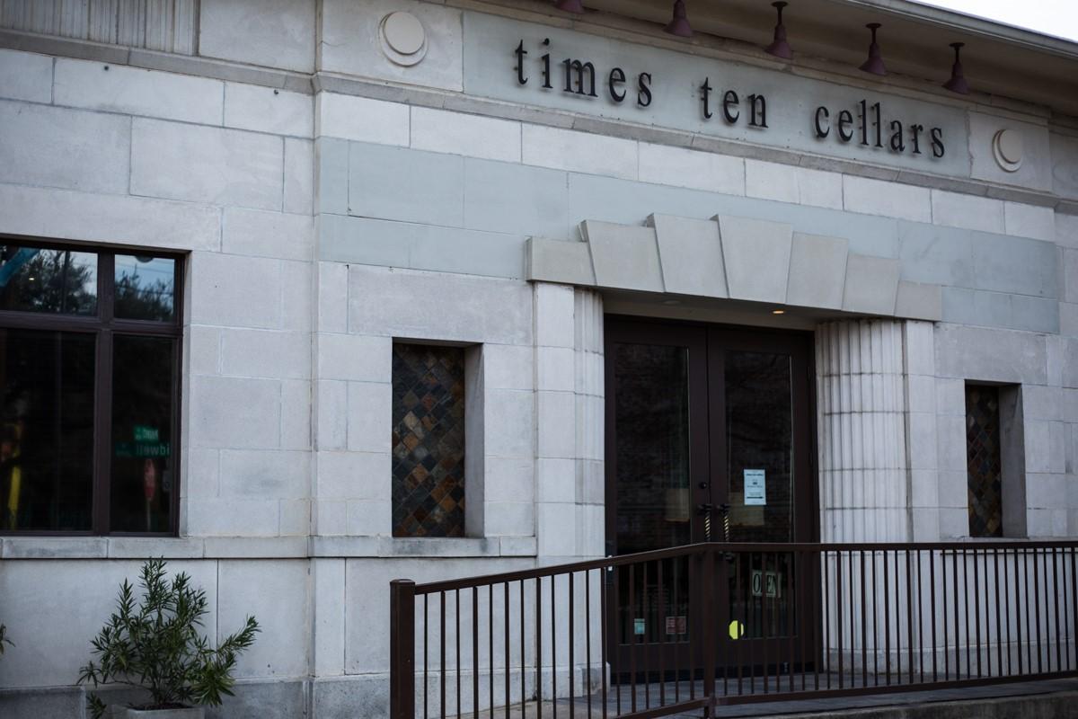 Times Ten Cellars Wine Bars Dallas D Magazine Directories