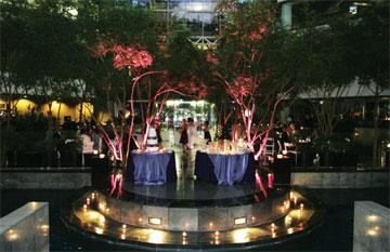 The Atriums by Creative Cuisine
