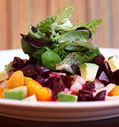 Nonna's Marinated Baby Beet Salad