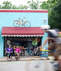 Oak Cliff Bicycle Company