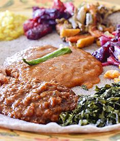 Lalibela Ethiopian Restaurant & Bar