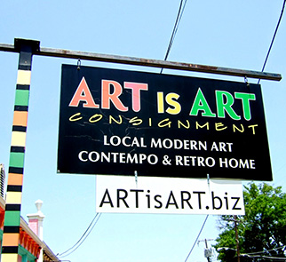 ART is ART Consignment Gallery