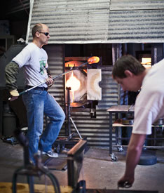 Vetro Glass Blowing Studio & Art Gallery