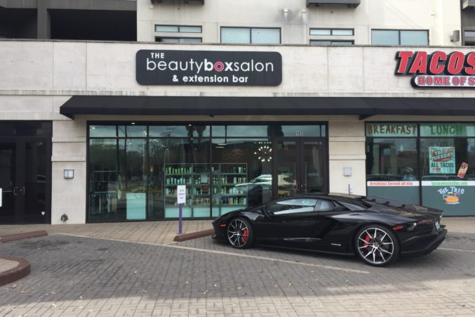 The Beauty Box Salon