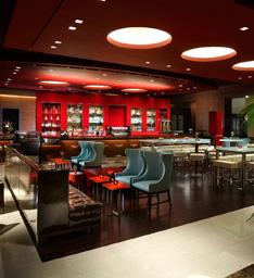 Gossip Bar at Hilton Anatole