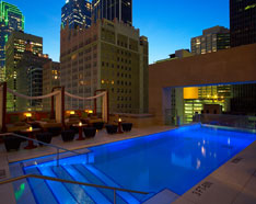Rooftop Pool at The Joule