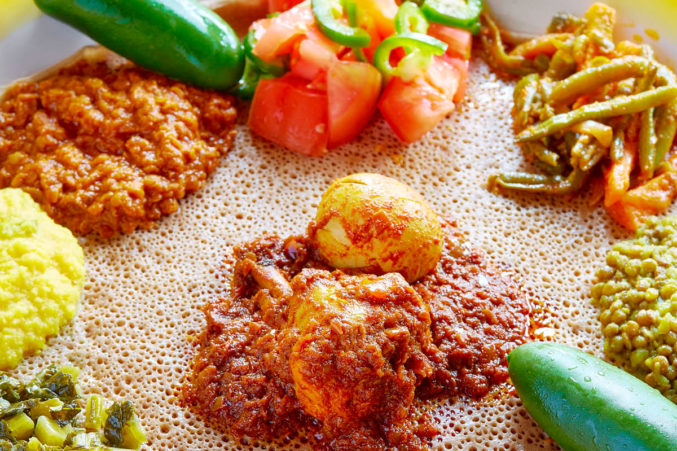 Desta Ethiopian Restaurant