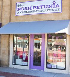 The Posh Petunia