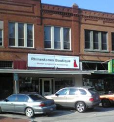 Rhinestones Boutique