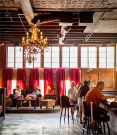 The Twilite Lounge