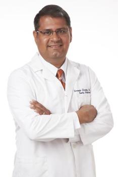 Fernando Davalos Jr., M.D.