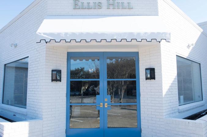 Ellis Hill