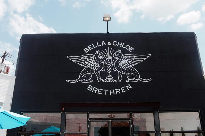 Bella & Chloe / Brethren