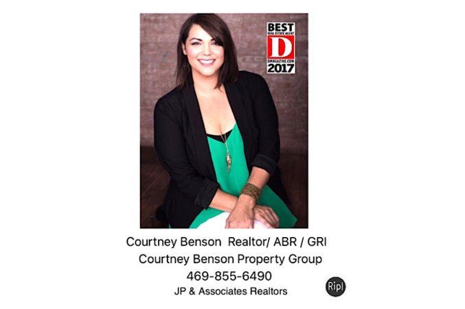 Courtney B. Benson