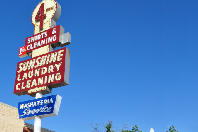 Sunshine Laundry and Dry Cleaning