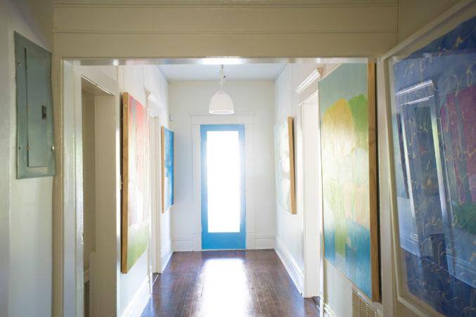 Blue Print Gallery