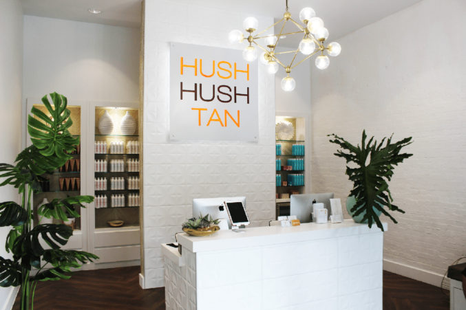 Hush Hush Tan