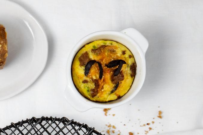Honey's Famous Egg Casserole Recipe