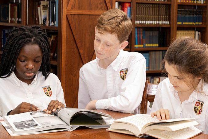 The Cambridge School of Dallas