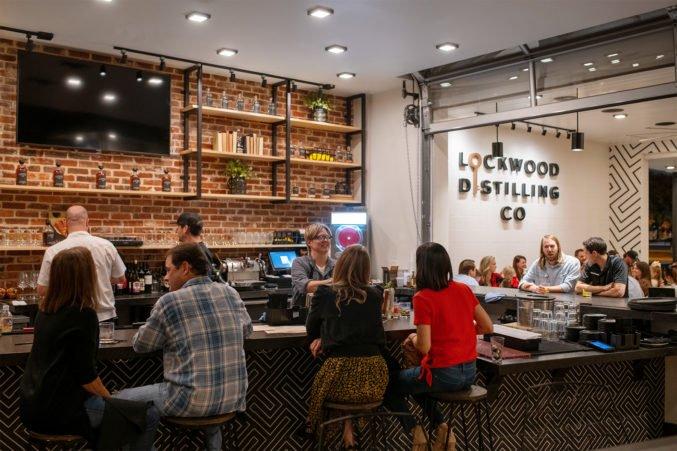 Lockwood Distilling Company